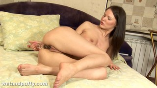 Anal initiation for new porn girl