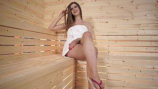 Hot sauna